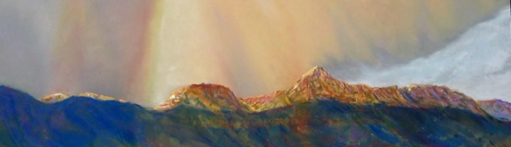 """Past Event – Illuminating the Southwest – An """"En Plein Air"""" Solo Exhibit"""