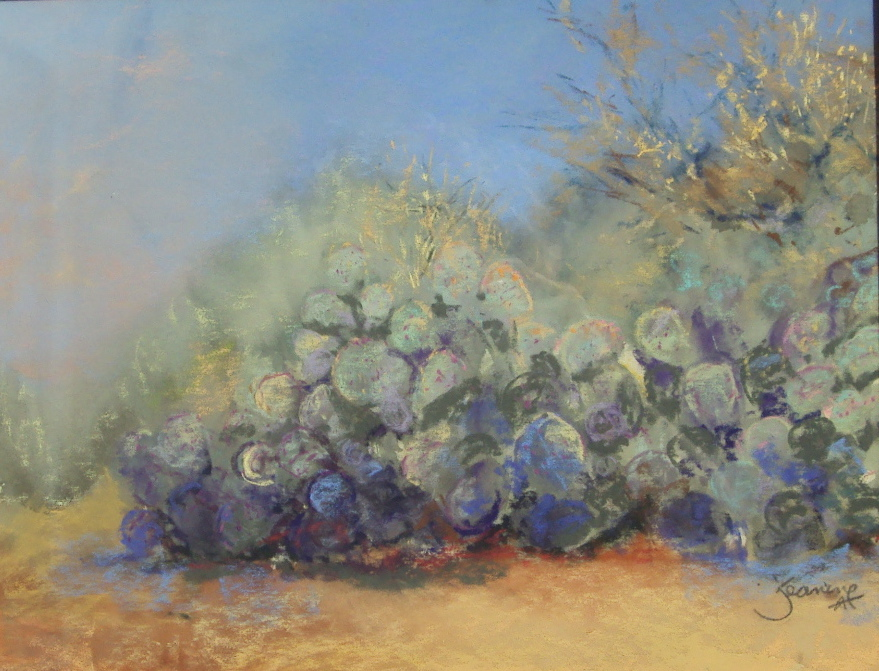 An exciting update for me and my paintings at Purple Sage Gallery…