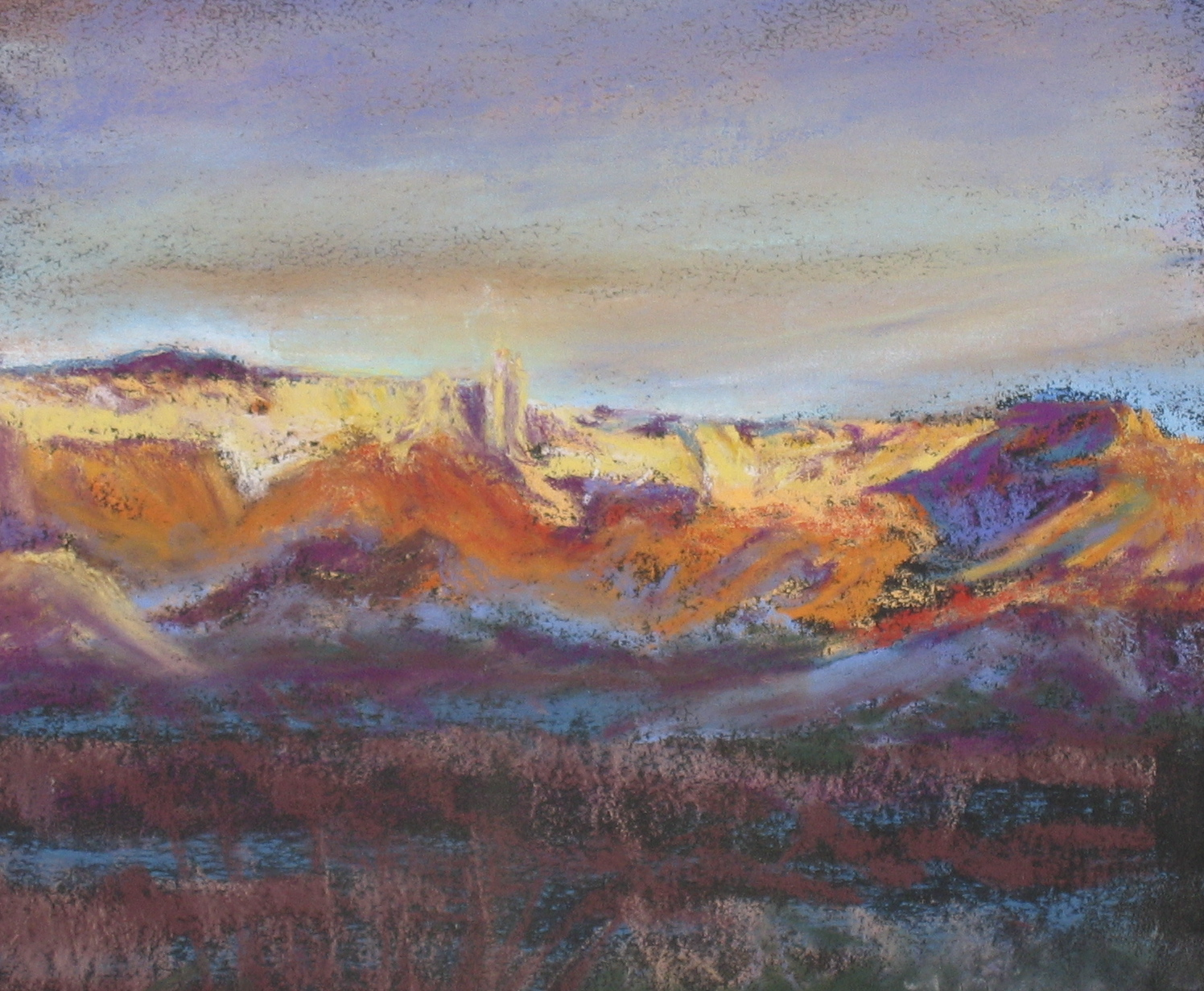 Past Event – Painting the Rhythm of the Southwest Landscape